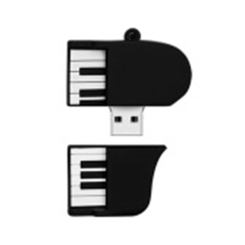 MicroDrive 4GB USB 2.0 Triangle Guitar U Disk