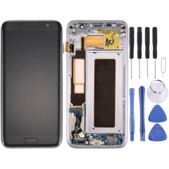 SUNSKY - Original LCD Screen and Digitizer Full Assembly with Frame